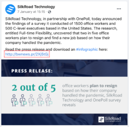 Facebook Silkroad Technology