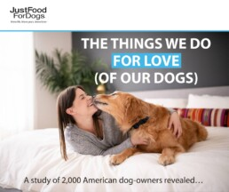 JustFoodForDogs Pet Love