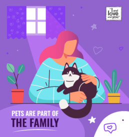 I and Love and You Pet Parents