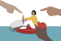 Pride survey - 1 in 3 LGBT worry about workplace bullying
