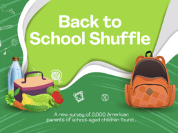 Hello Fresh Back to School Family Groceries