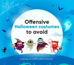 Offensive Halloween costumes to avoid - a OnePoll survey